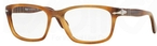 Persol PO3012V Striped Light Havana