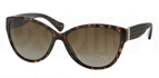 Ralph RA5176 Tortoise with Brown Gradient Pol. Lenses