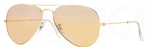 Ray Ban RB3025 Aviator Large Metal Arista w/ Photo Yellow GSM Lenses