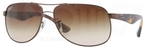 Ray Ban RB3502 Brown with Gradient Brown Lenses