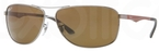 Ray Ban RB3506 Gunmetal with Polarized Brown Lenses