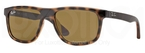 Ray Ban Junior RJ9057S Havana w/ Brown Lenses