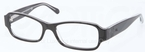 Ralph Lauren RL6110 Black/White/Transparent