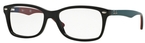 Ray Ban Glasses RX5228 Black 5544