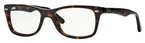 Ray Ban Glasses RX5228 Dark Havana