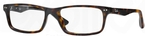Ray Ban Glasses RX5277 Dark Havana