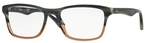 Ray Ban Glasses RX5279 Blue Horn Grad Trasp Brown