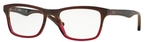 Ray Ban Glasses RX5279 Brown Horn Grad Trasp Bordeaux