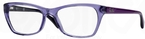 Ray Ban Glasses RX5298 Transparent Violet