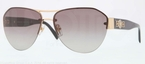 Versace VE2143 Gold w/ Grey Gradient Lenses