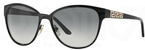 Versace VE2147B Black with Gray Gradient Lenses