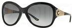 Versace VE4237B Black w/ Grey Gradient Lenses