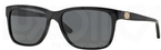 Versace VE4249 Shiny Black w/ Gray Lenses