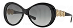 Versace VE4256B Black w/ Gray Gradient Lenses