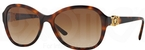 Versace VE4262 Havana w/ Brown Gradient Lenses