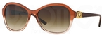 Versace VE4262 Opal Beige/Beige Transp w/ Brown Gradient Lenses