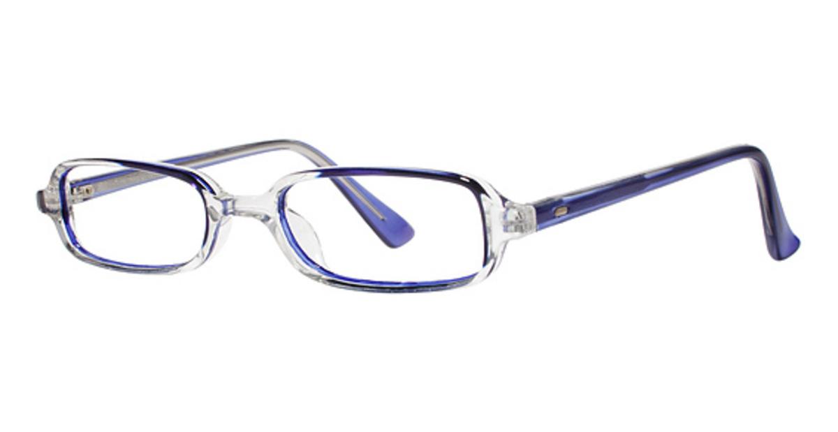 Modern Plastics I Splash Eyeglasses