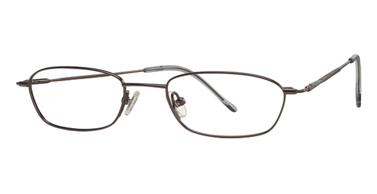Eyeglasses Frame Titanium : Woolrich Titanium 8828 Eyeglasses Frames