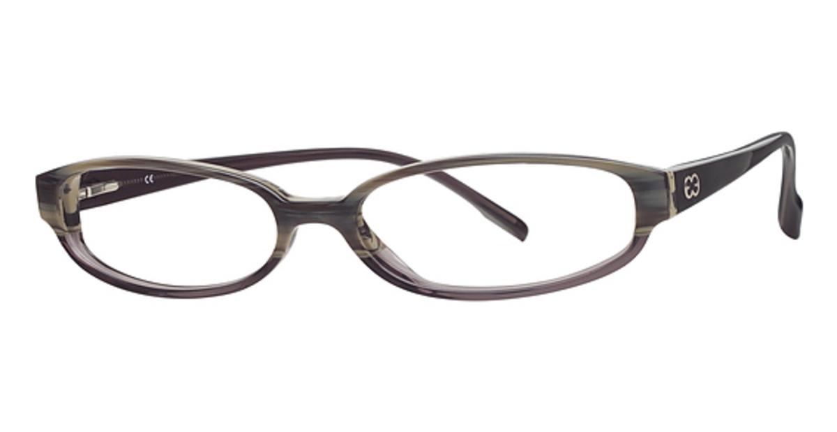 Glasses Frames Escada : Escada VES 018L Eyeglasses Frames