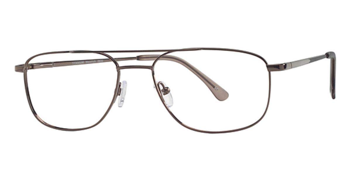 Eyeglasses Frame Titanium : Woolrich Titanium 8832 Eyeglasses Frames