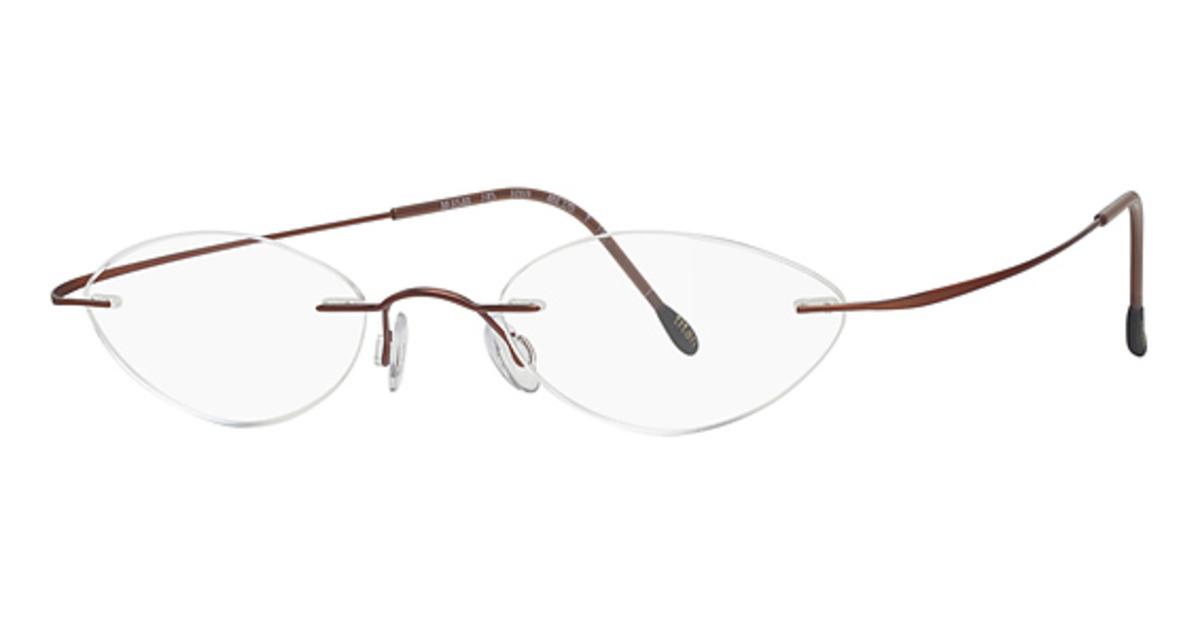 Silhouette Eyeglass Frames Warranty : Silhouette 6548 Eyeglasses Frames