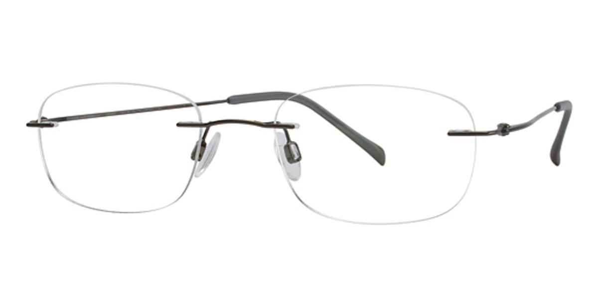 14fe50be0e Charmant Titanium TI 8334E Eyeglasses
