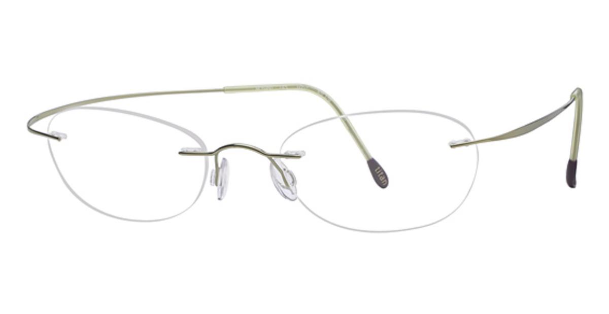 Eyeglasses Frames Silhouette : Silhouette 7799-6460 Eyeglasses Frames