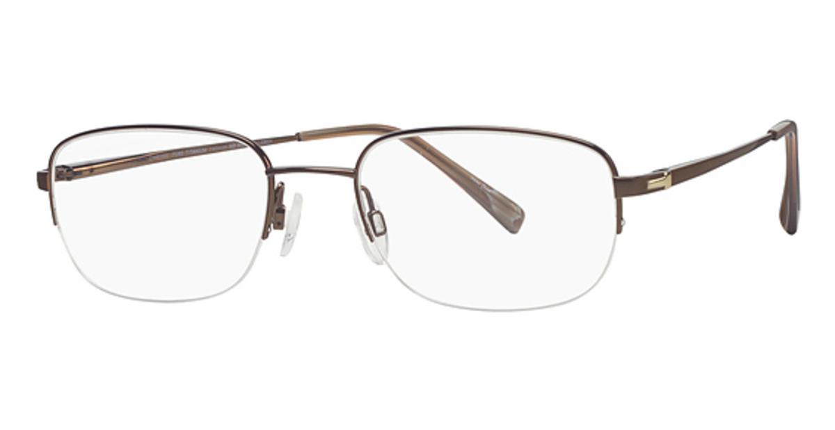 87fe69673b Charmant Titanium TI 8166 Eyeglasses Frames