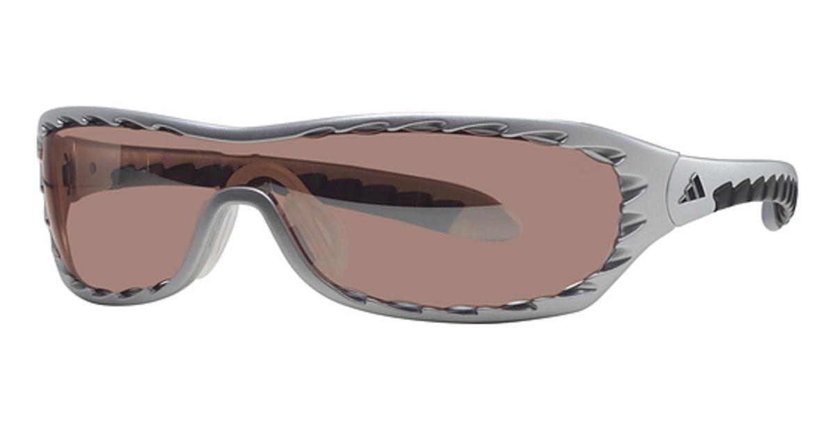 adidas eyewear silver