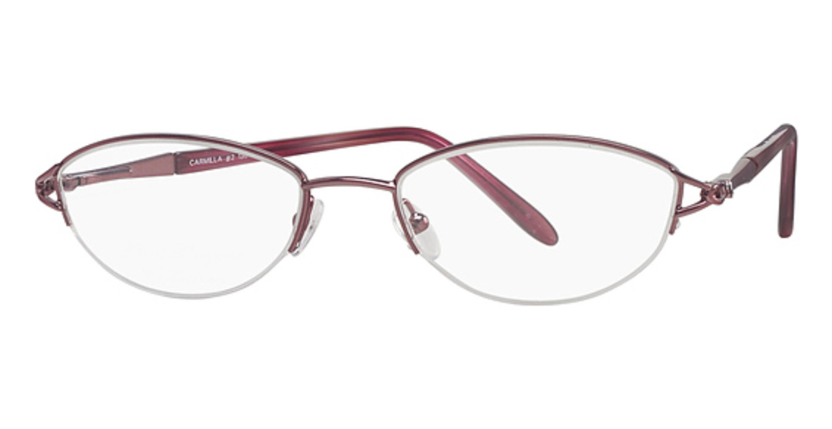 Silver Dollar Carmilla Eyeglasses