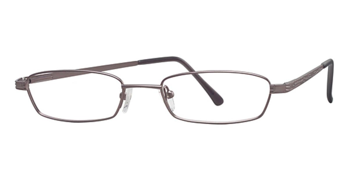 Silver Dollar Bermuda Eyeglasses