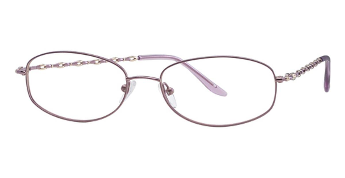 Silver Dollar Cashmere 420 Eyeglasses