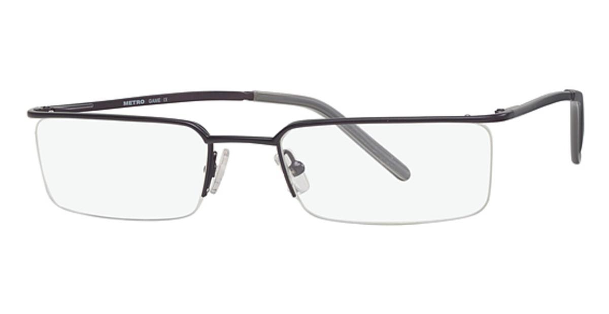 M2 Metro Specs Game Eyeglasses Frames