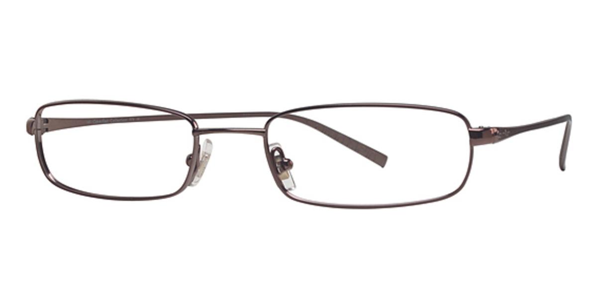 Calvin Klein Eyeglass Frames Titanium : Calvin Klein CK579 Eyeglasses Frames