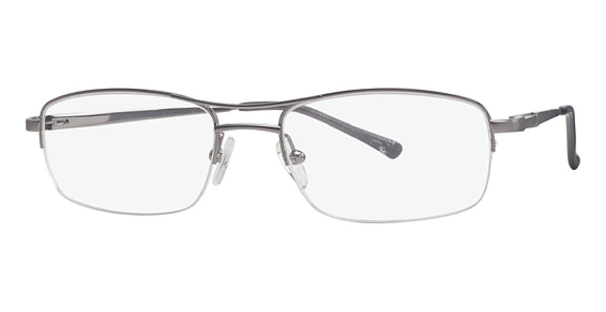 Silver Dollar Jordan Eyeglasses