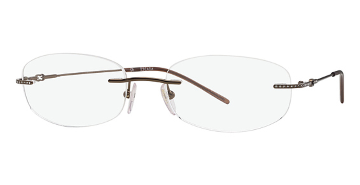 Glasses Frames Escada : Escada VES 533S Eyeglasses Frames