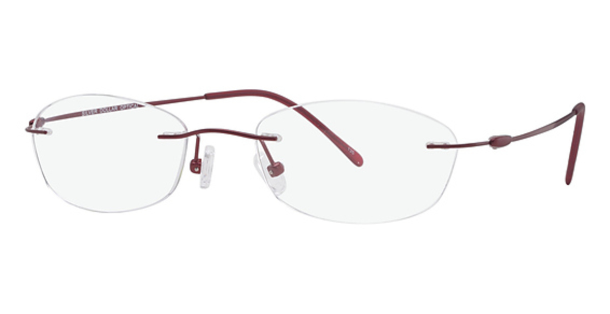 Silver Dollar BTCF3016 Eyeglasses