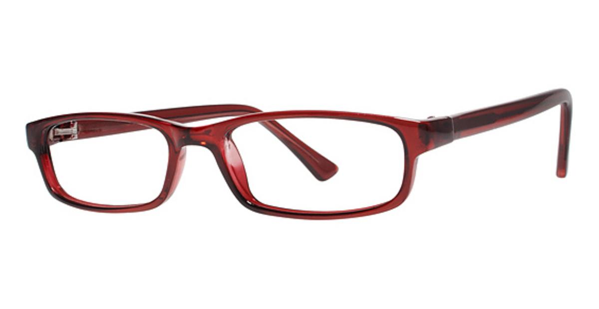Modern Plastics I Positive Eyeglasses