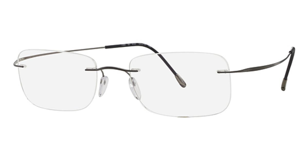 Silhouette Eyeglass Frames Warranty : Silhouette 7560 Eyeglasses Frames