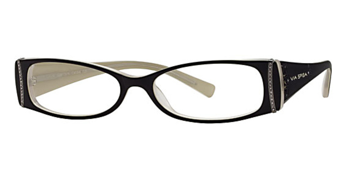 Eyeglass Frames Via Spiga : Via Spiga Delicata Eyeglasses Frames