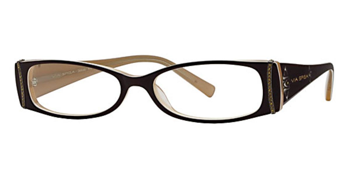 Via Spiga Delicata Eyeglasses Frames