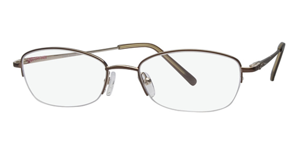 Sans Pareil Linda Evans 285 Eyeglasses