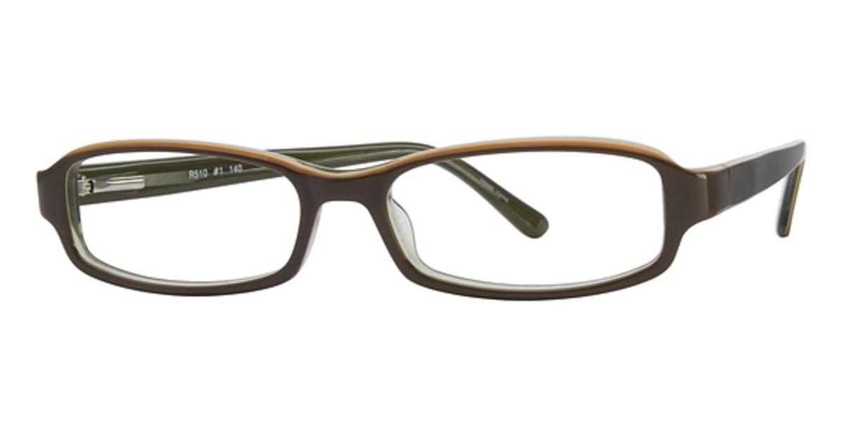 Silver Dollar R510 Eyeglasses