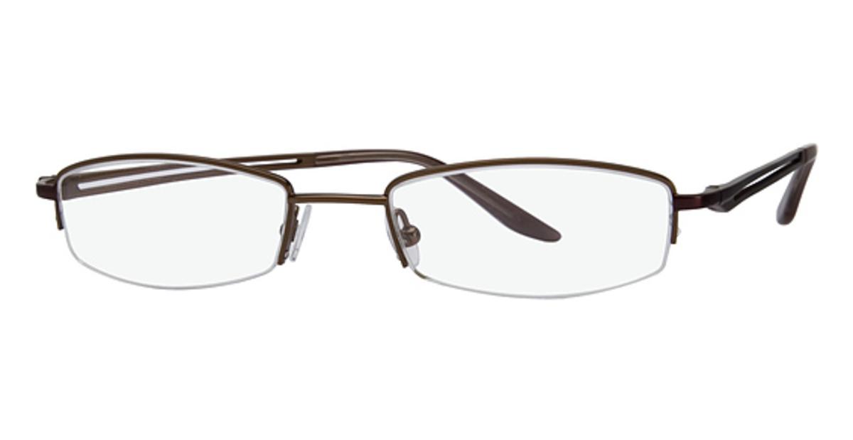 Silver Dollar N211 Eyeglasses