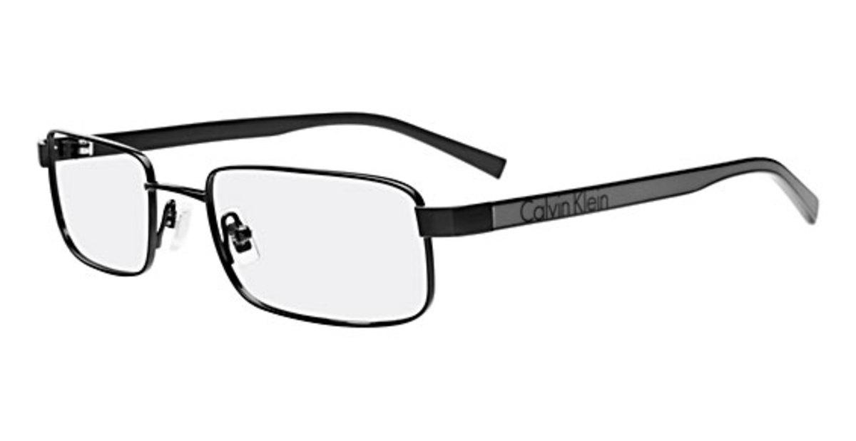 Calvin Klein Eyeglass Frames Titanium : Calvin Klein CK582 Eyeglasses Frames