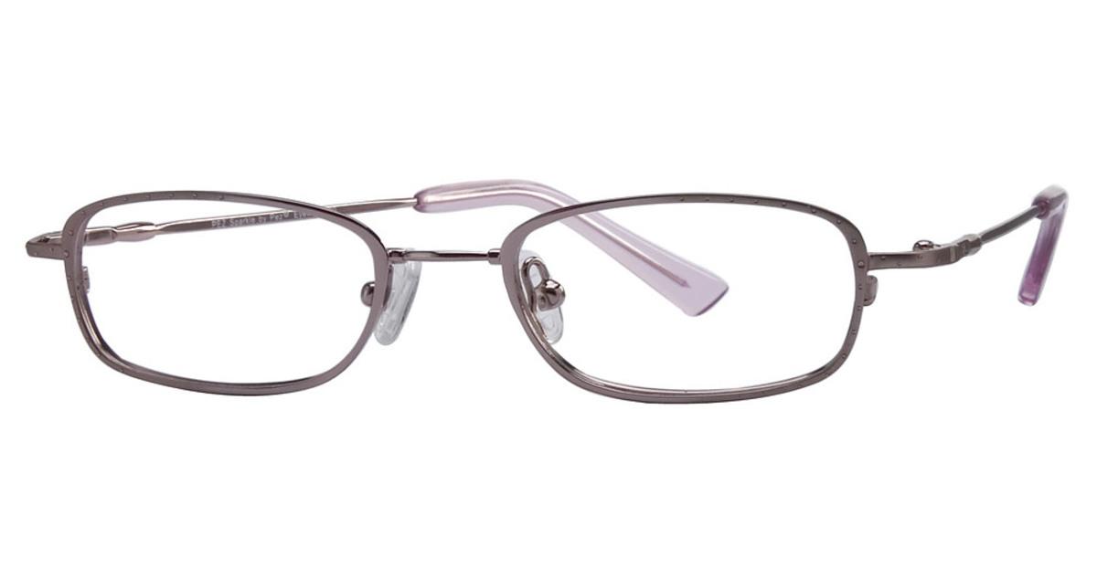 A&A Optical Sparkle Eyeglasses Frames