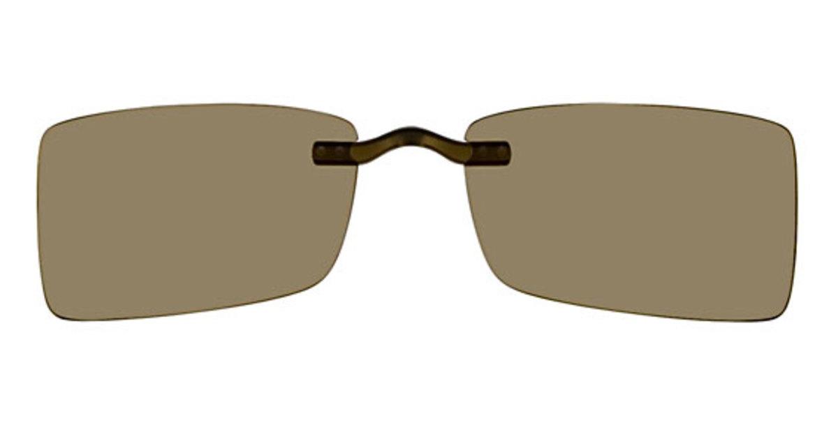 Silhouette 5077 Clip-On Eyeglasses