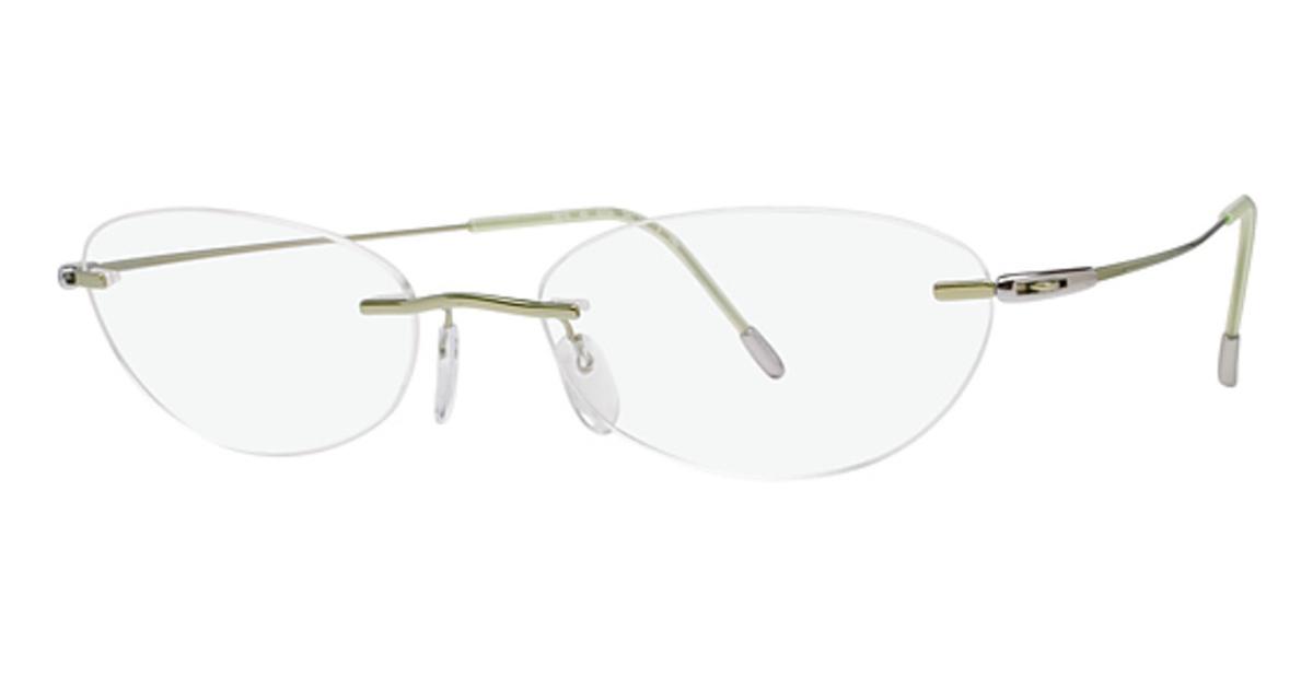 Eyeglasses Frames Silhouette : Silhouette 6616 Eyeglasses Frames