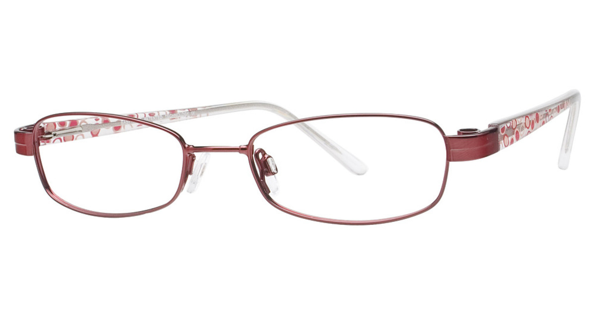 YSL_6067_Eyeglasses_Shiny_Dark_Red