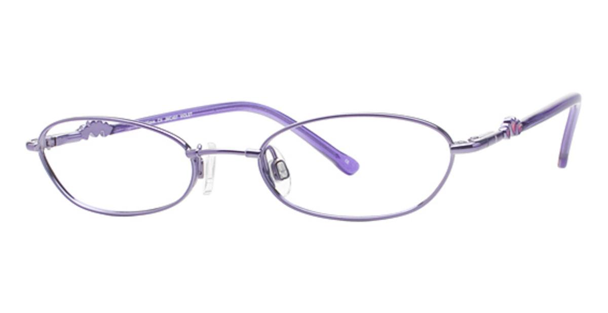 Jessica Mcclintock Glasses Frames : Jessica McClintock JMC 407 Eyeglasses Frames